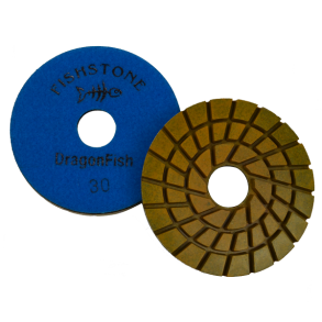 Large-DragonFish-5-Concrete-Polishing-Pad-30-Grit