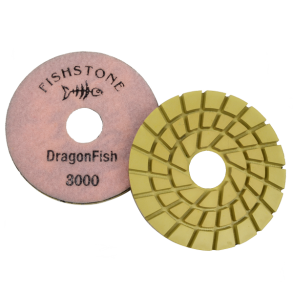 Large-DragonFish-5-Concrete-Polishing-Pad-3000-Grit